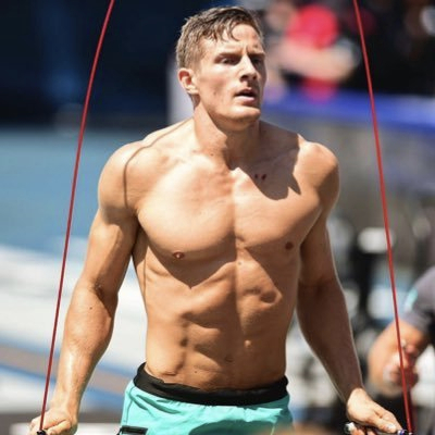athlete brent fikowski crossfit games