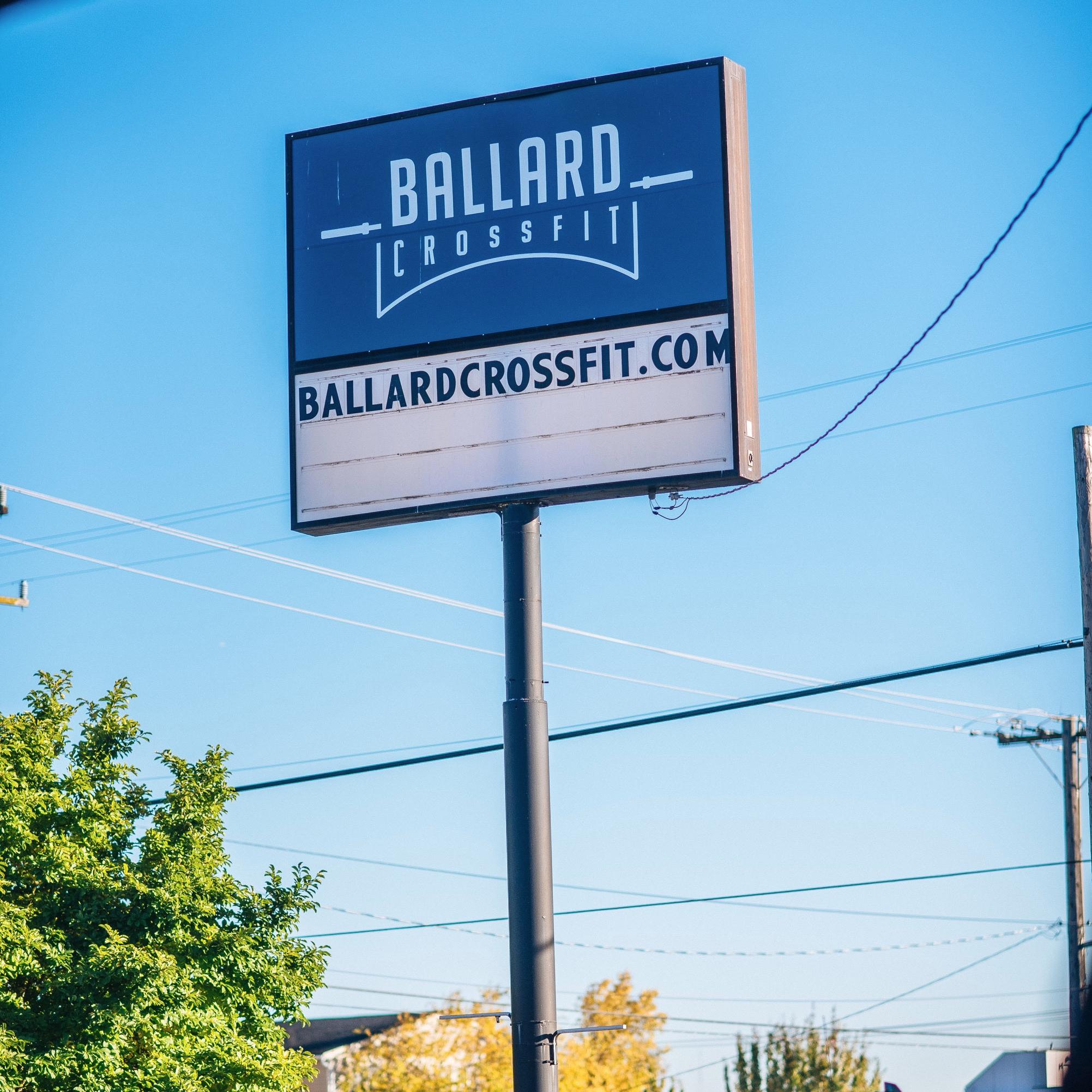 affiliate: ballard crossfit   crossfit games