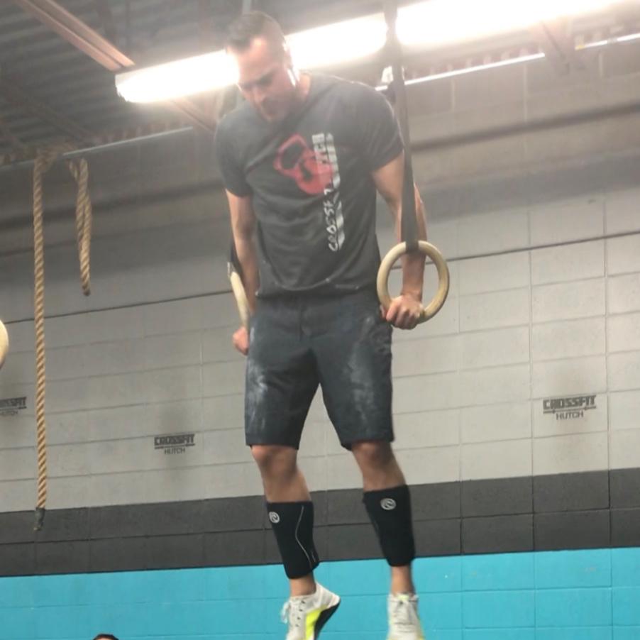 Superior Mike Wyatt. CrossFit