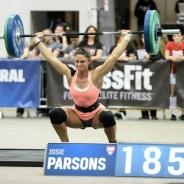 Josie Parsons;CenE;39045