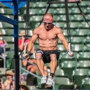 Athlete Scott Detore Crossfit Games