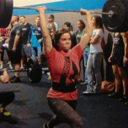 Erin Mills Ford >> Affiliate: CrossFit Blade | CrossFit Games