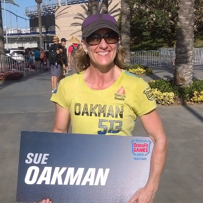Sue Oakman