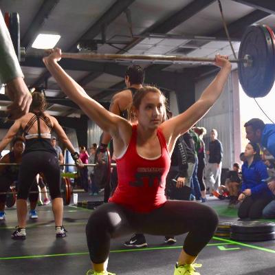 Athlete: Perri Goldberg | CrossFit Games