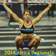 Odette Calitz;Africa;267483